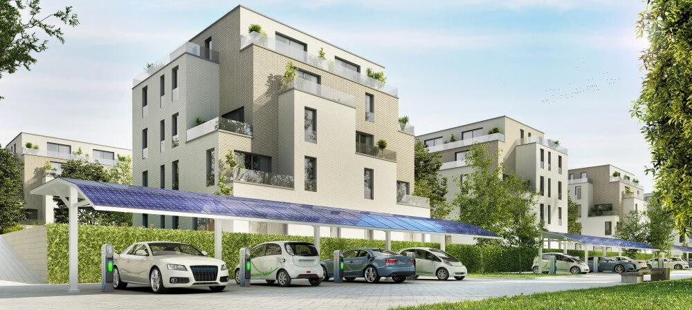 appartement avec parking
